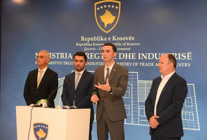 Kosovo i Severna Makedonija uklanjaju trgovinske barijere