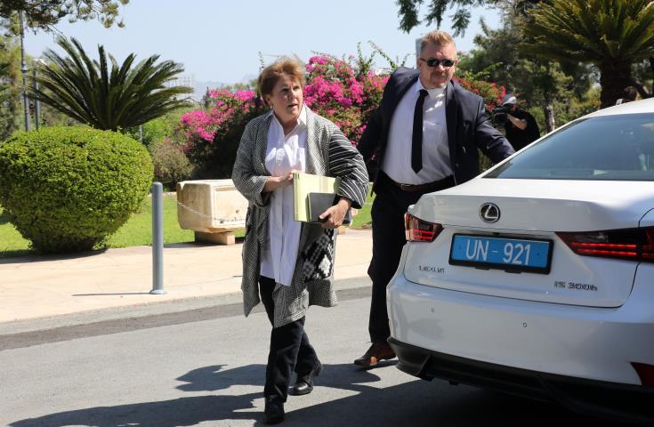 Anastasiades i Akinci će prisustvovati neformalnom sastanku koji Lute organizuje za danas popodne