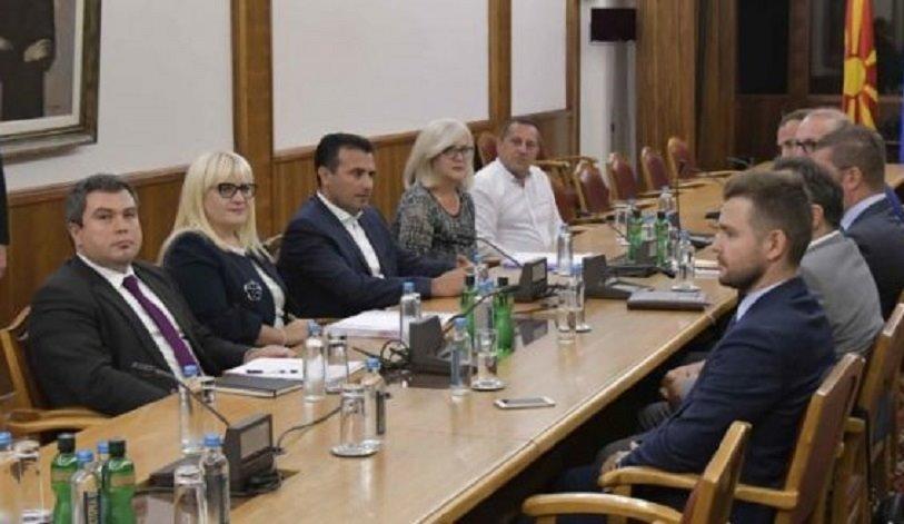 Pregovori Zaev-Mickoski okončani bez dogovora o Specijalnom tužilaštvu