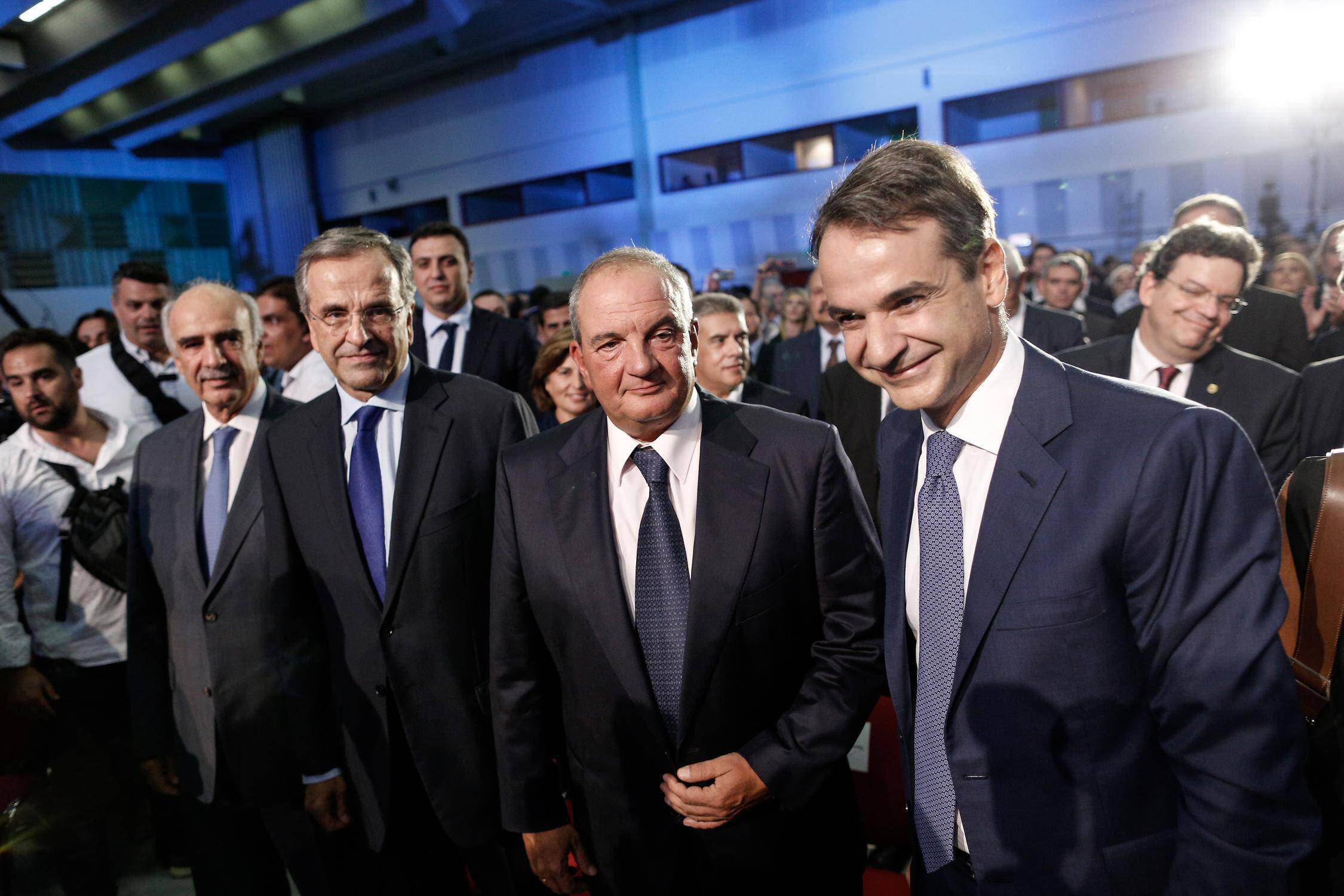 Nova demokratija se trese nakon Mitsotakisovih popustljivih stavova