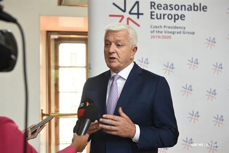 Marković: Višegradska Grupa i zemlje Zapadnog Balkana su održale izvanredan sastanak