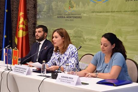 Za prekogranične projekte Crne Gore i Srbije više od tri miliona evra