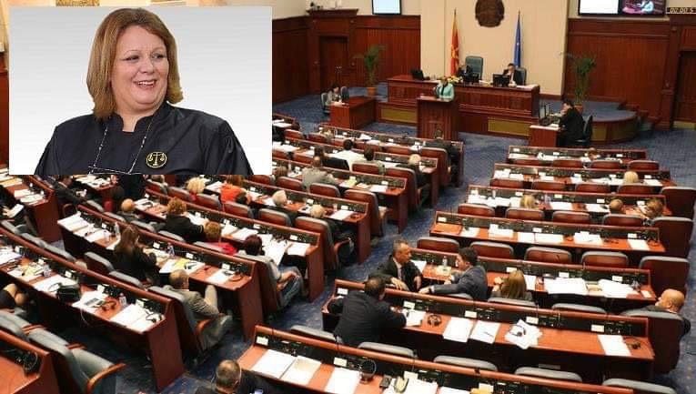 """Makedonska """"Železna lejdi"""" koja je trebala vratiti poverenje u pravdu, danas je u zatvoru"""