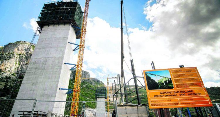 Crna Gora bez podrške EU u vezi sa kineskim dugom