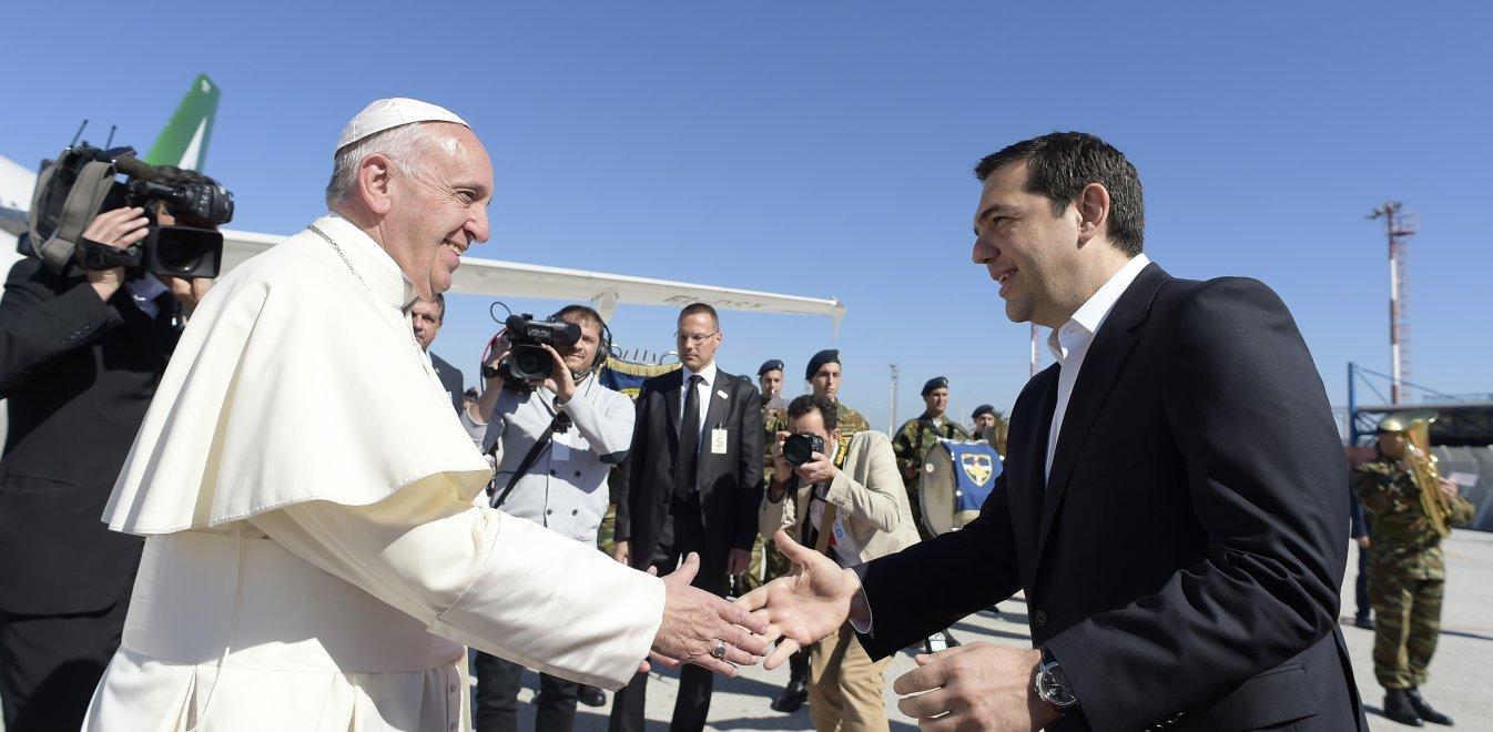 Papa Franjo sutra će primiti Alexisa Tsiprasa
