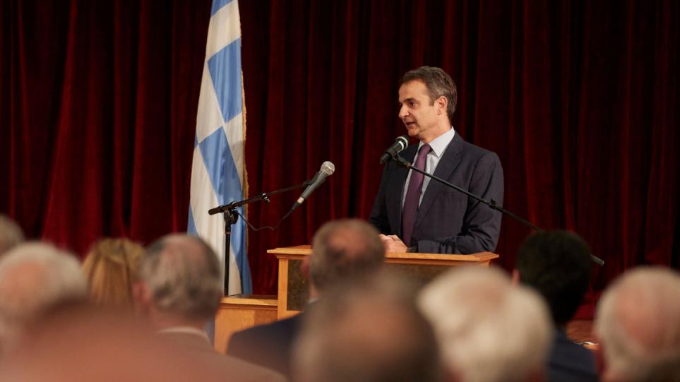 Mitsotakis: Grčka je ponovo na svojim nogama