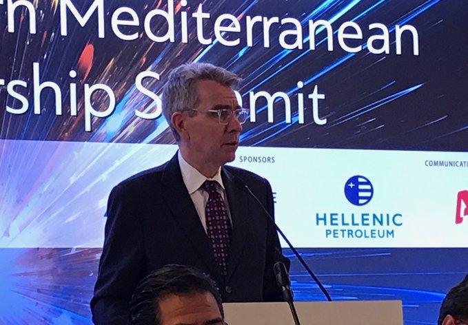 Geoffrey Pyatt: Grčka je garant energetske bezbednosti