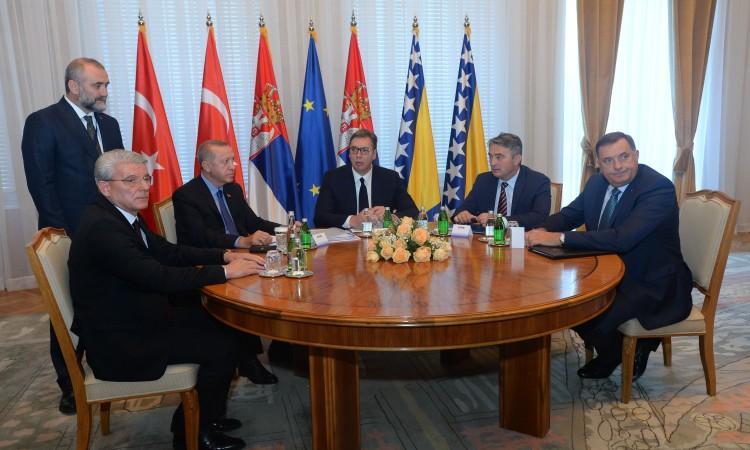 Srbija, BiH i Turska posvećene miru