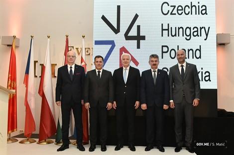 """Marković: """"Crna Gora će ispuniti sve obaveze iz Evropske agende"""""""