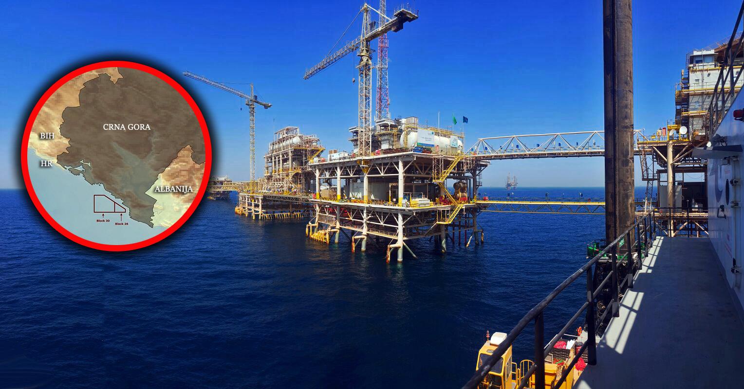 Crna Gora: COVID-19 utiče na istraživanje nafte i gasa