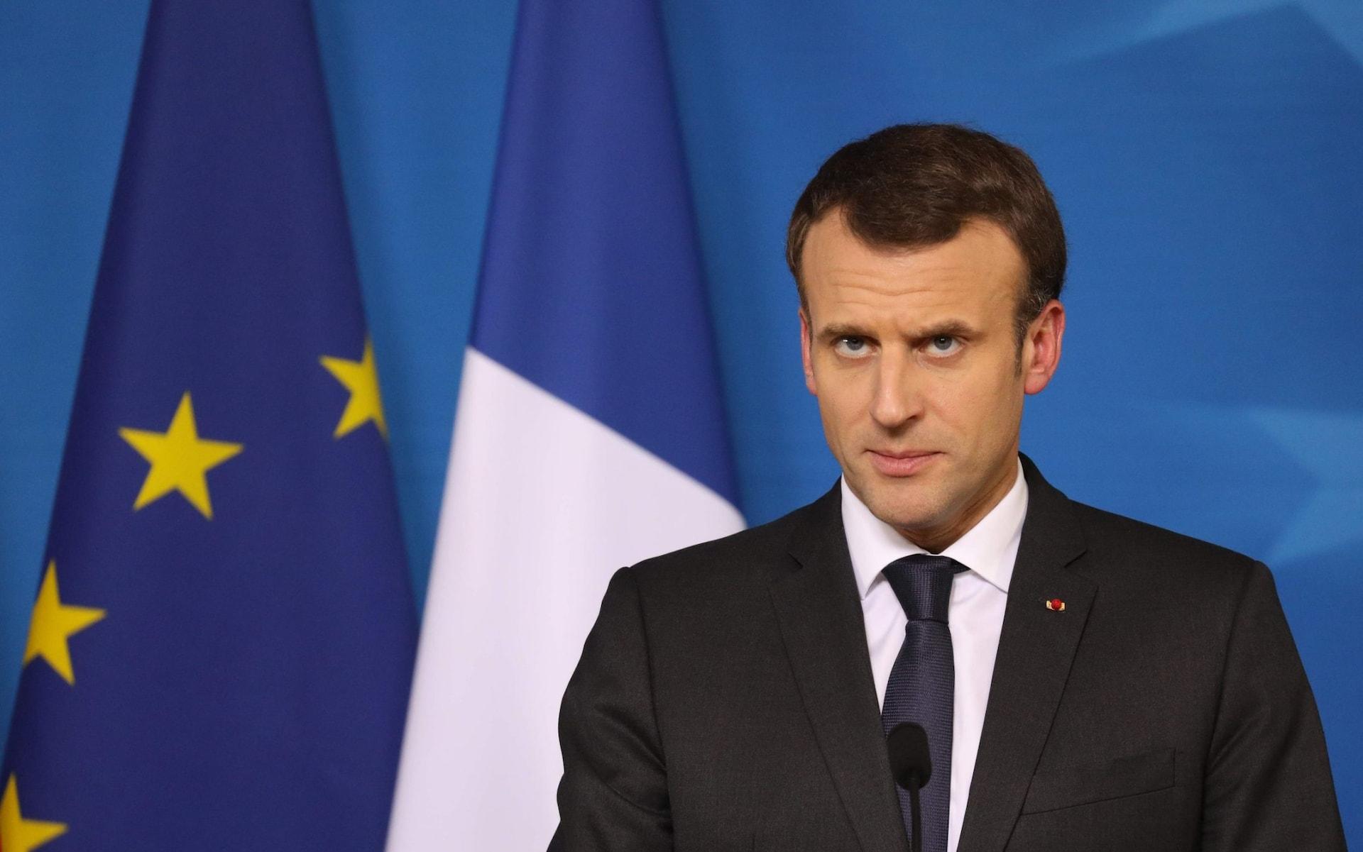 Macron idućeg meseca u Skoplju i Tirani