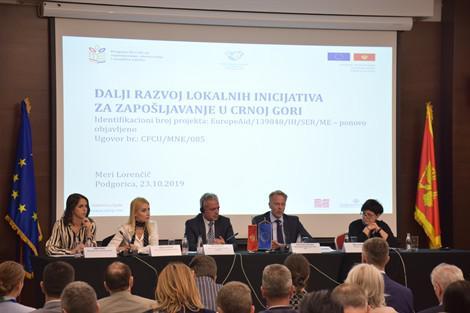 Crna Gora mora poboljšati koordinaciju između zapošljavanja i socijalnih usluga