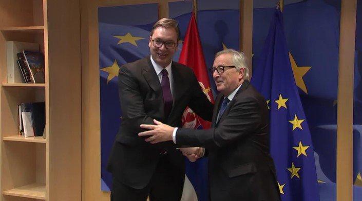 Vučić: Sudija je promenio pravila, moramo da se prilagodimo