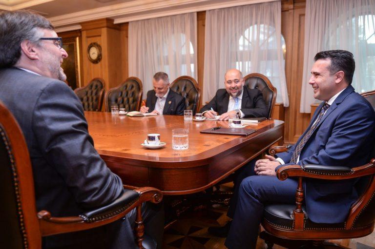 Palmer: SAD su prijatelj i partner Severne Makedonije