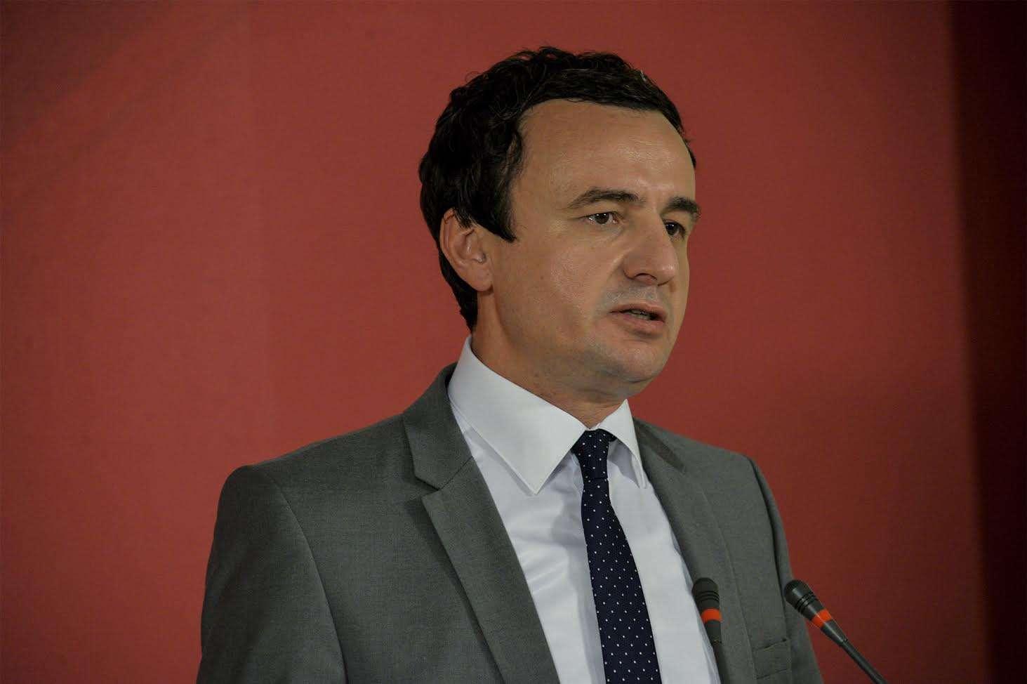 Kurti: Ne mogu tretirati Bosnu isto kao i Srbiju