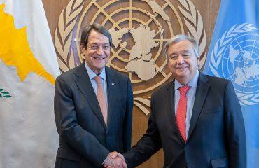 Kipar: Anastasiades potvrdio tripartitni sastanak sa Guterresom i Tatarom u New Yorku