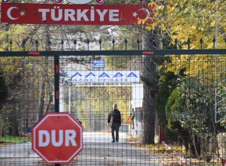 Pripadnik ISIL-a na ničijoj zemlji između Turske i Grčke