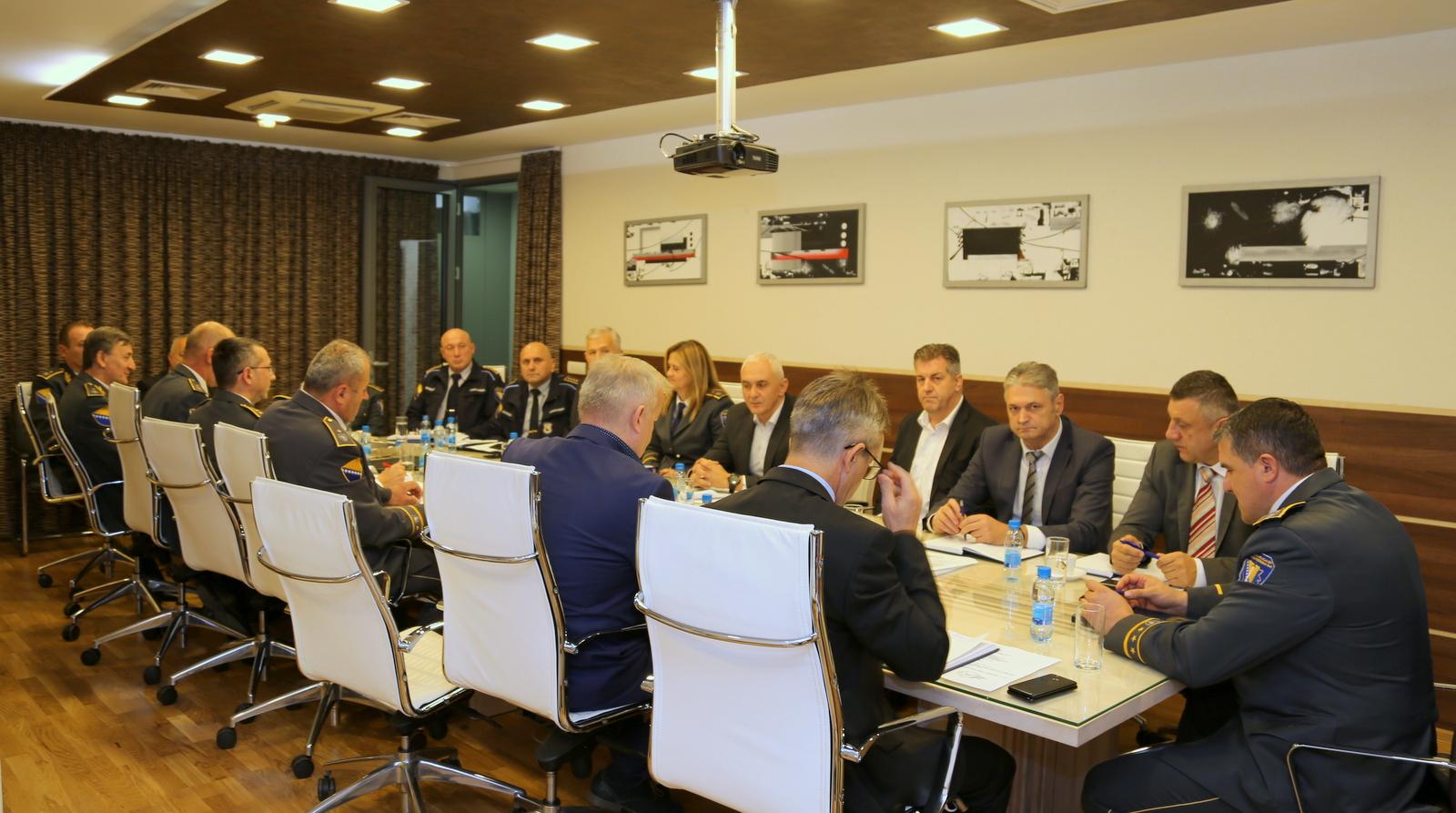 Granična policija BiH još uvek ima problem sa manjkom pripadnika