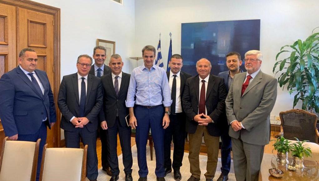 Mitsotakis se sastao sa predstavnicima grčke manjine u Albaniji