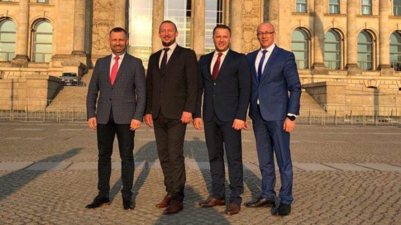 Specijalni izaslanik SAD Grenell se sastao sa liderima kosovskih Srba