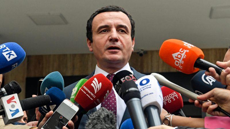 Kurti kaže da je identitet atentatora na lidera kosovskih Srba poznat