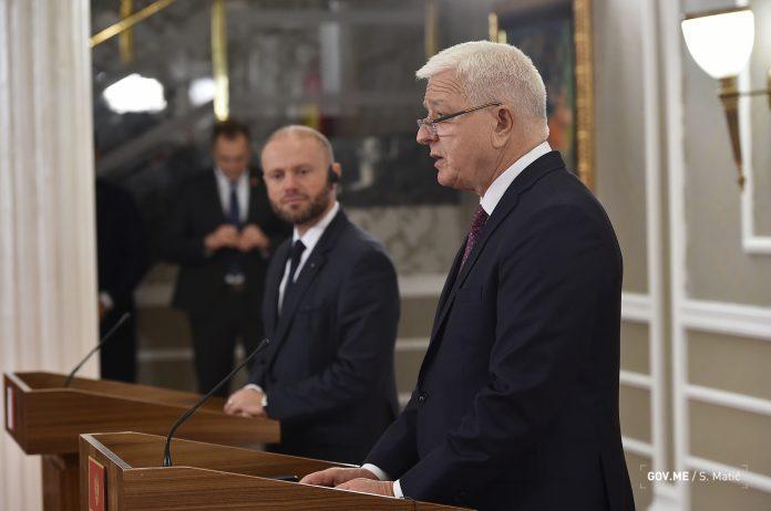 Malta u potpunosti podržava EU integraciju Crne Gore