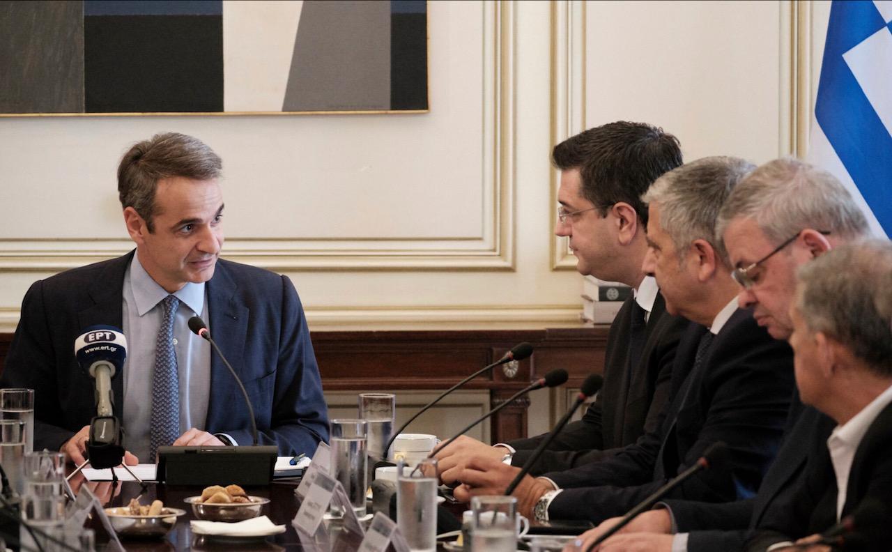 Kyriakos Mitsotakis zarobljen u izbegličkom problemu