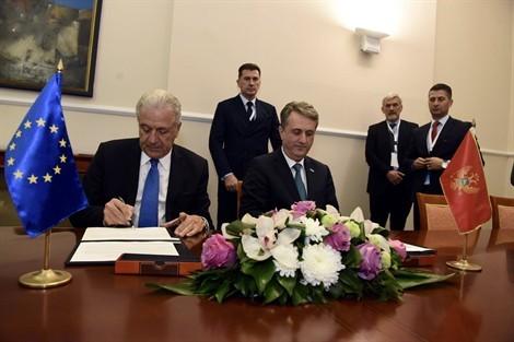 Crna Gora i EU će sarađivati u borbi protiv terorizma