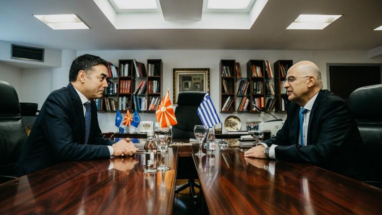Dendias: Prespanski sporazum je unapredio odnose dve zemlje