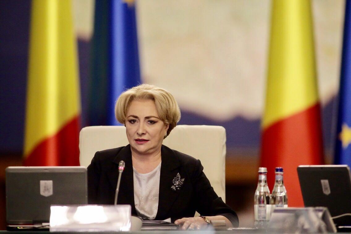 Dancila pristala da odstupi sa mesta lidera PSD