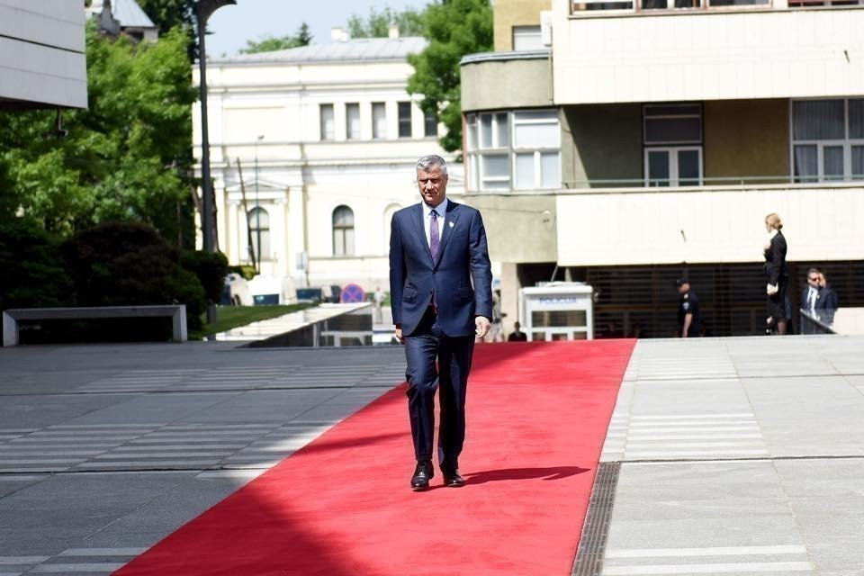 Tachi u Briselu: Novo rukovodstvo EU treba da pokaže da je stabilan partner regiona