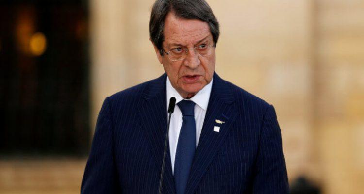 Anastasiades poziva na smanjenje tenzija