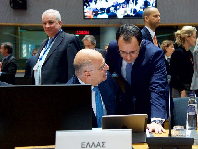 Dendias na sastanku EU FAC naglasio turske provokacije