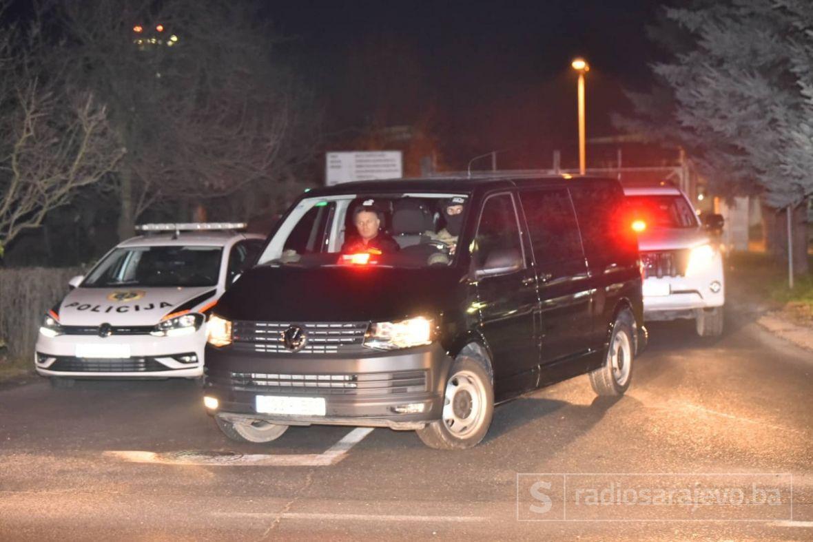 """""""Sirijska grupa"""" konačno stigla na sarajevski Aerodrom"""