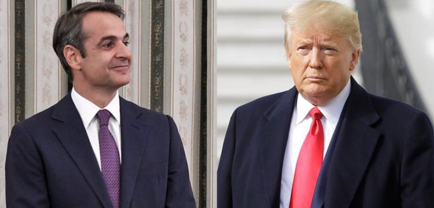 Mitsotakisova poseta SAD – sastanci i kontakti