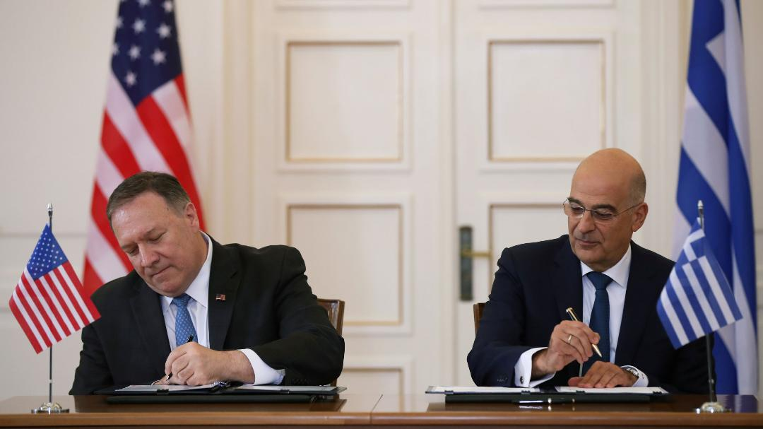 SIRIZA razmatra da glasa protiv unapređenja grčko-američkog ugovora o saradnji u oblasti odbrane