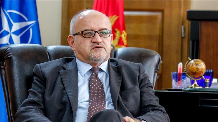 Darmanović: Crna Gora teži da sprovodi politiku koja će doprineti stabilnosti u regionu