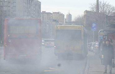 Srbija: Zagađenje vazduha dostiže vrhunac