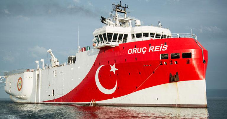 Turska: Oruč Reis se vratio u istočni Mediteran. Erdogan tvrdi da Grčka nije ispunila svoje obaveze