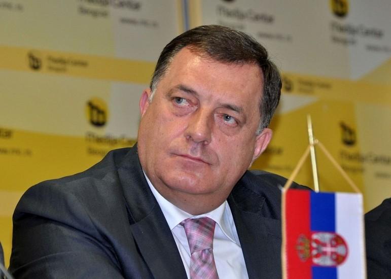 Dodik: Svi Srbi u Americi koji imaju pravo glasa treba da podrže Trampa
