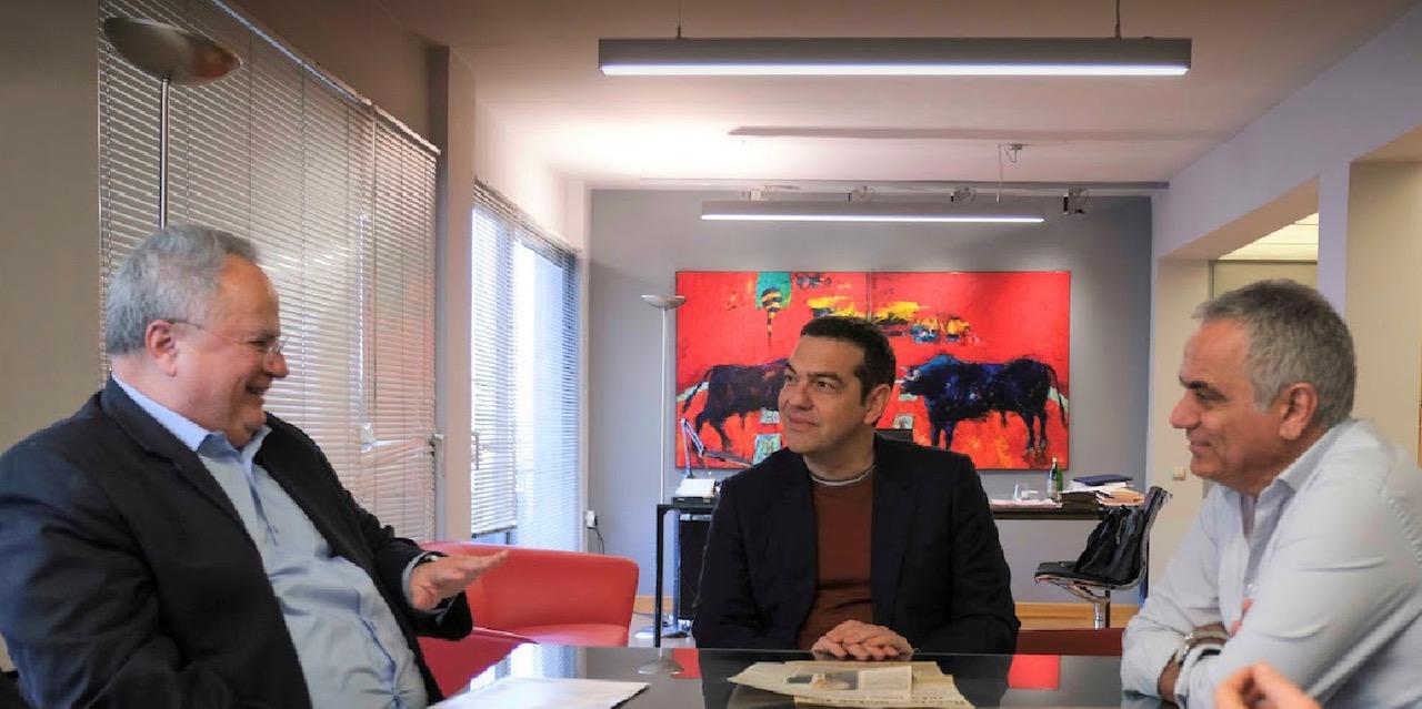 """Grčka: Tsipras i Kotzias održali sastanak """"sa ukusom istorije"""""""