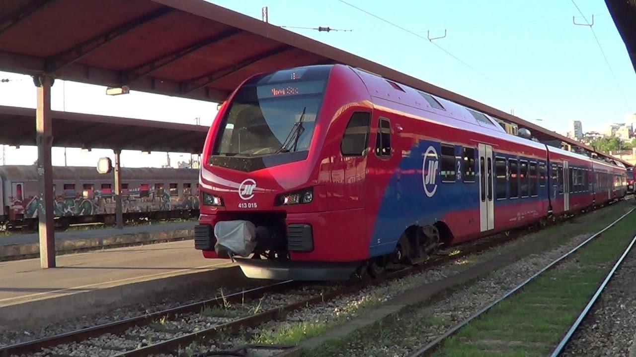 Detalji železničke veze Beograda i Prištine biće tema u Berlinu