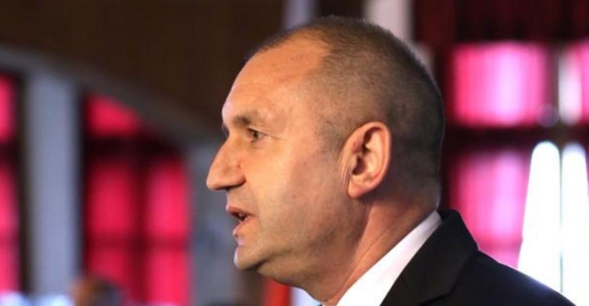 Radev: Geshev mora otkriti razloge koji stoje iza njegovog zahteva Ustavnom sudu