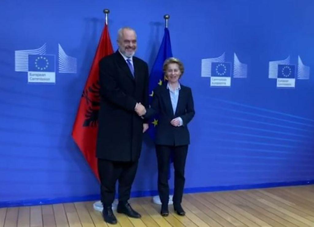 Donatorska konferencija EU o Albaniji će se održati 17. februara