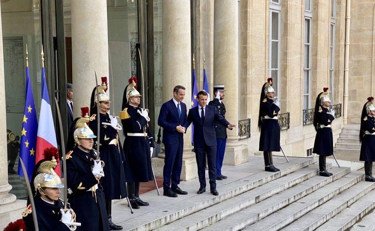 Strateško partnerstvo Grčke i Francuske