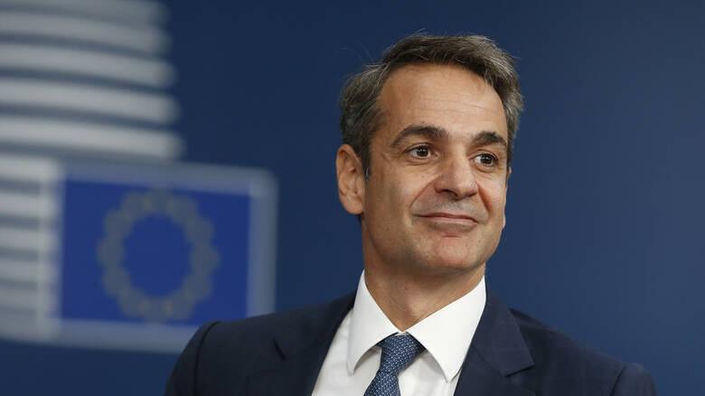 Mitsotakis se u Parizu sastao sa predstavnicima multinacionalnih kompanija