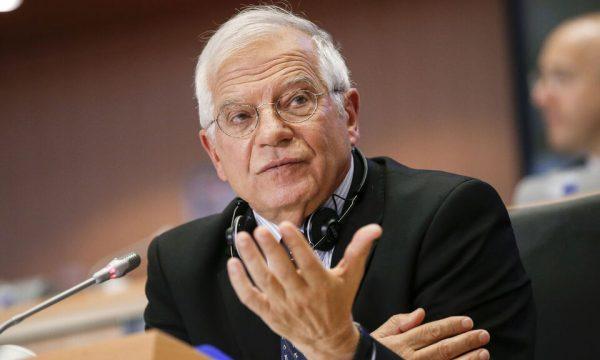 Borell: Posredovaću u dijalogu Kosovo-Srbija bez takmičenja sa Grenellom