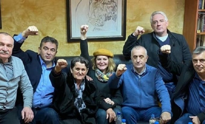 Ratka Knežević (68), majka crnogorskog lidera opozicije, uhapšena i puštena iz pritvora