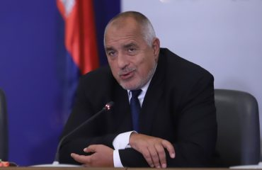 Borisov: Mi nismo u ratu