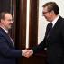 Srbija: Vučić se sastao sa Godfreyem